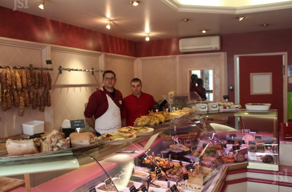 Paray le Monial – La boucherie de centre-ville est ouverte