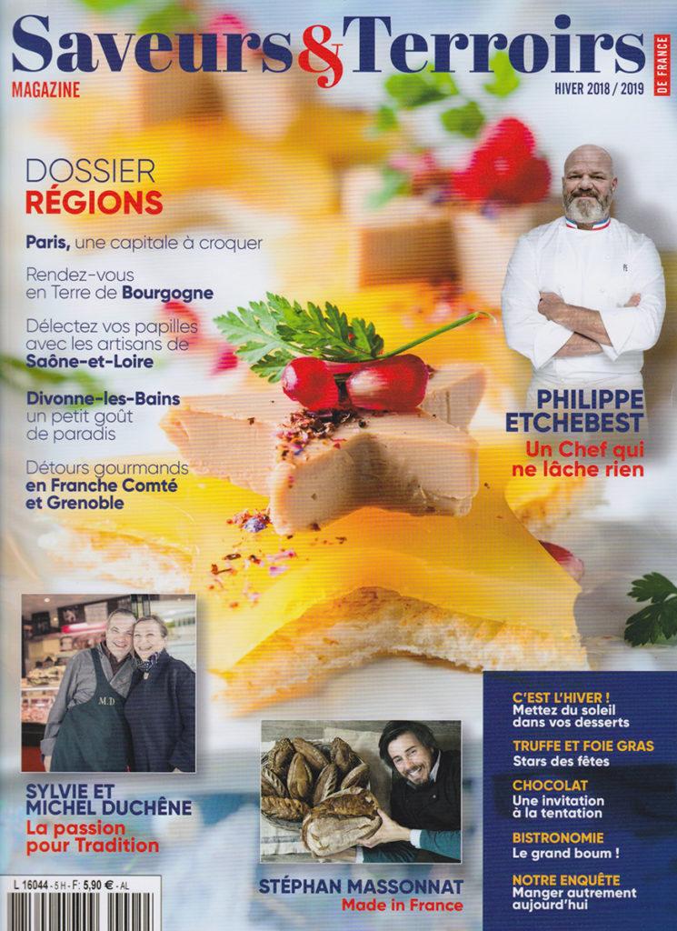 Saveurs et Terroirs de France