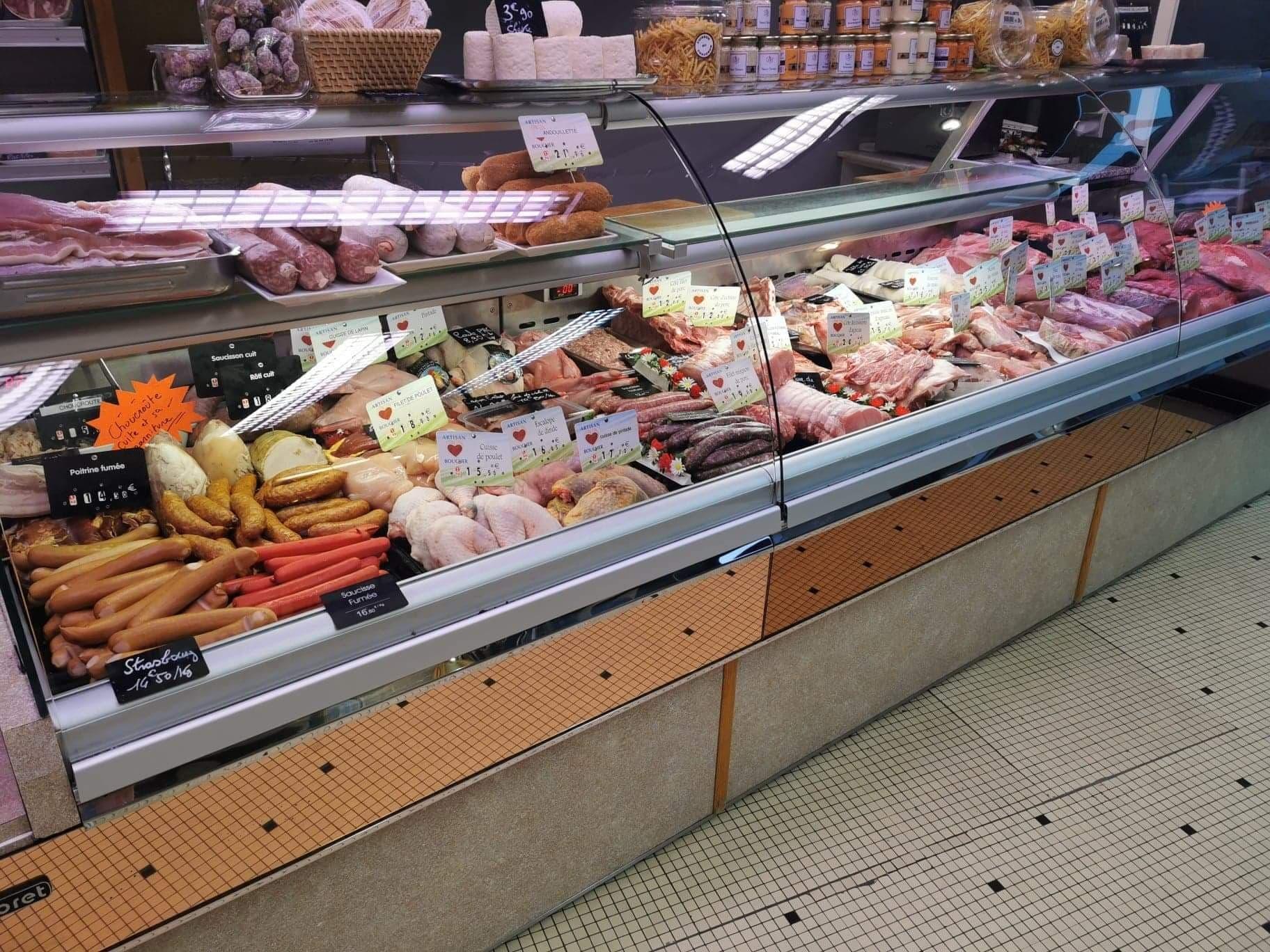 Boucherie Charcuterie Traiteur Gueugnon Saone et Loire Charolais viande-1