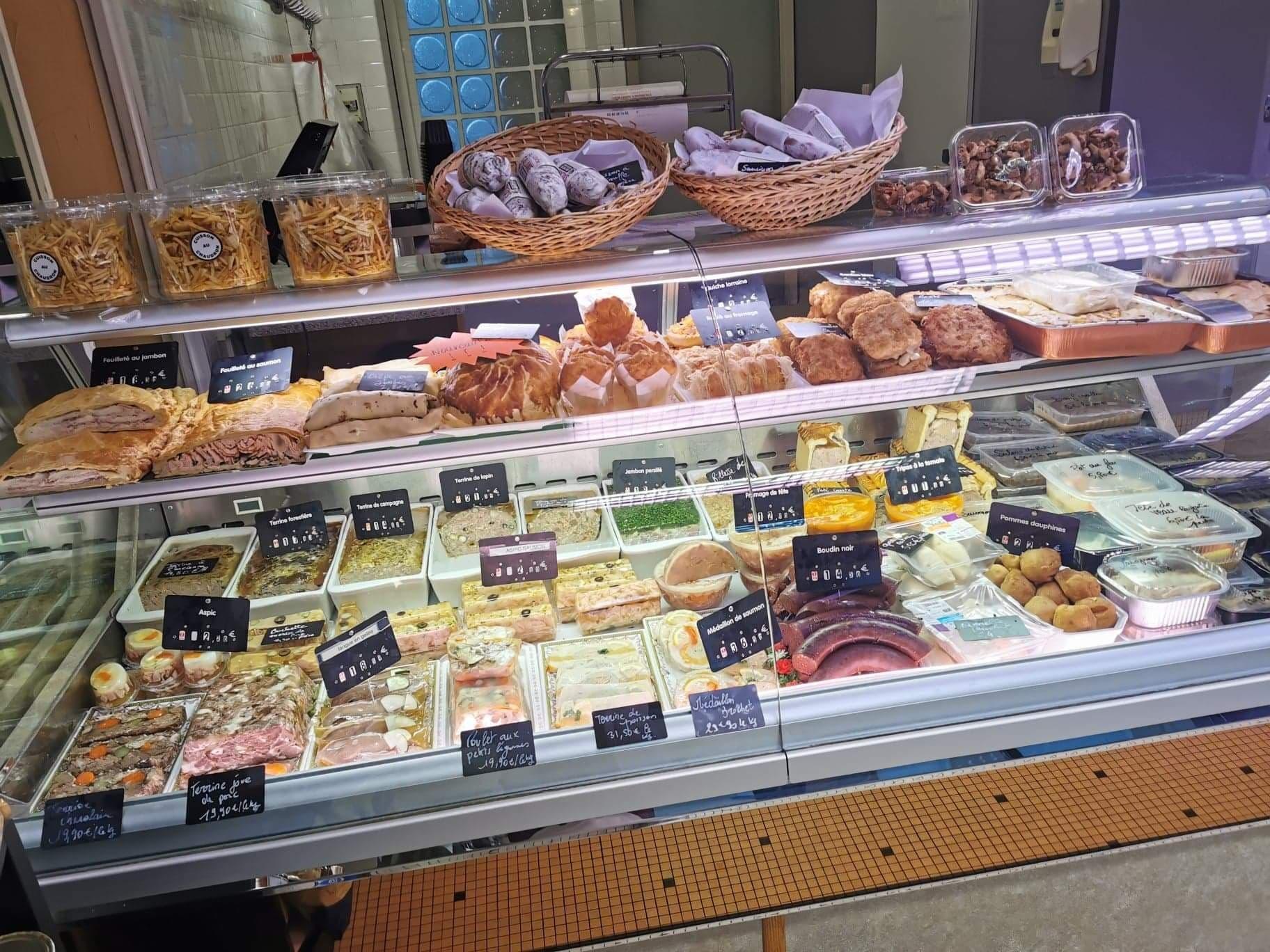 Boucherie Charcuterie Traiteur Gueugnon Saone et Loire Charolais viande-3