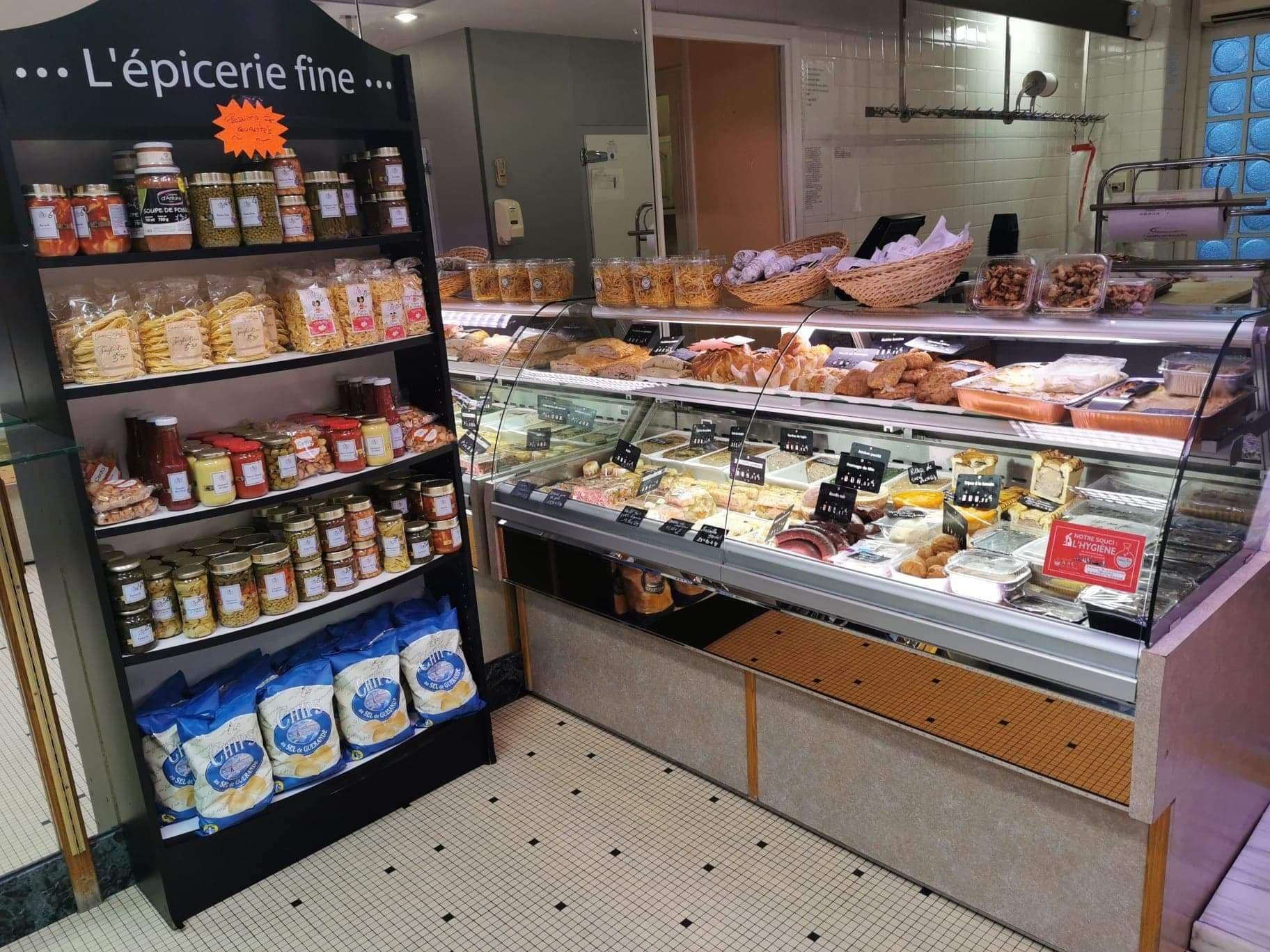 Boucherie Charcuterie Traiteur Gueugnon Saone et Loire Charolais viande-4