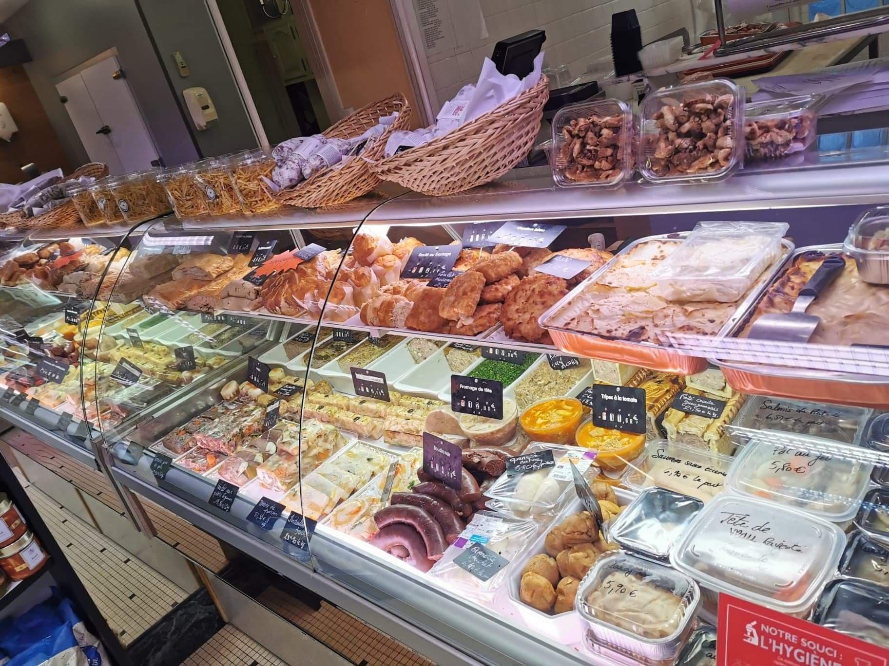 Boucherie Charcuterie Traiteur Gueugnon Saone et Loire Charolais viande-6