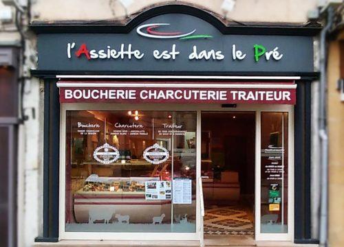 Boucherie Charcuterie Traiteur Paray le Monial Saone-et-Loire