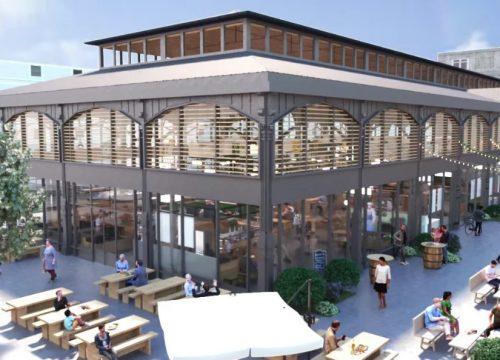l'Assiette est dans le Pré - Saint Etienne - Halles Mazerat - Biltoki